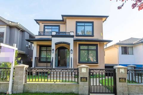 House for sale at 66 56th Ave E Vancouver British Columbia - MLS: R2405891