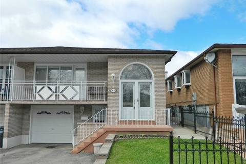 Townhouse for sale at 66 English St Brampton Ontario - MLS: W4486912