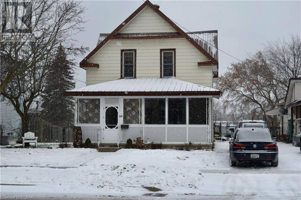 House for sale at 66 Fox St Penetanguishene Ontario - MLS: 236582