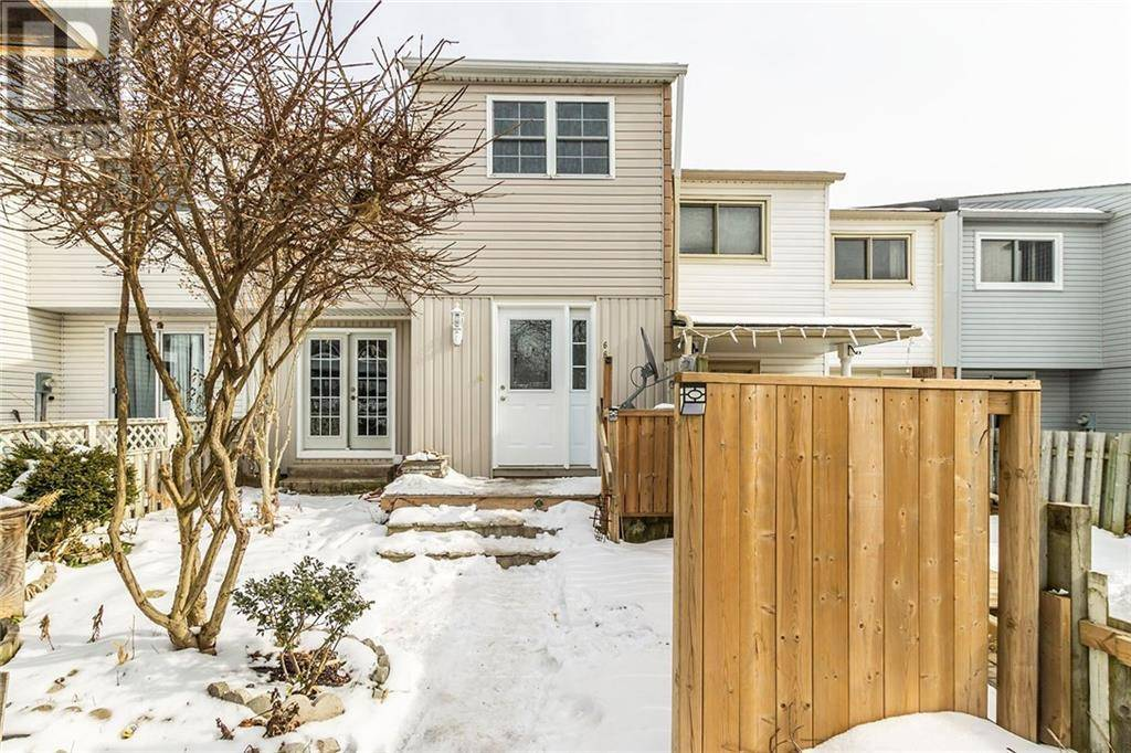 Townhouse for sale at 66 Frobisher Ct Cambridge Ontario - MLS: 30790752