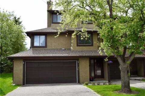 Townhouse for sale at 66 Glamis Garden SW Calgary Alberta - MLS: C4290522