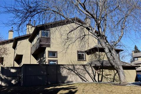 Townhouse for sale at 66 Glamis Garden(s) Southwest Calgary Alberta - MLS: C4290522