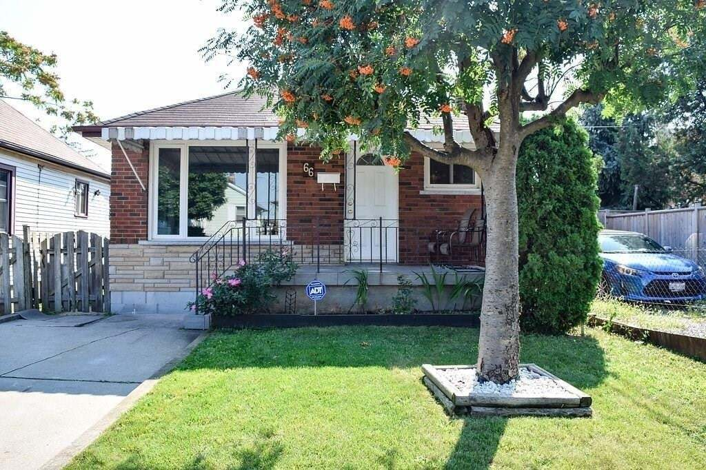 House for sale at 66 Glassco Ave N Hamilton Ontario - MLS: H4078437