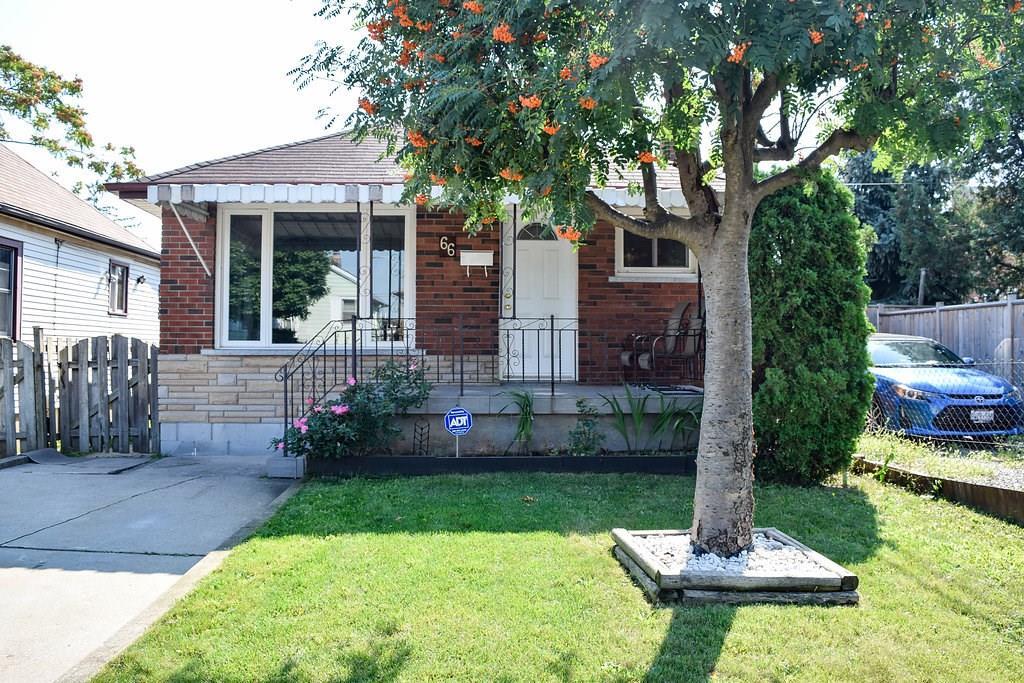House for sale at 66 Glassco Avenue Hamilton Ontario - MLS: X4283176