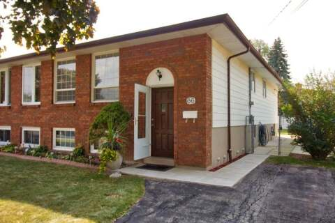 Townhouse for sale at 66 Glen Valley Dr Hamilton Ontario - MLS: X4928633