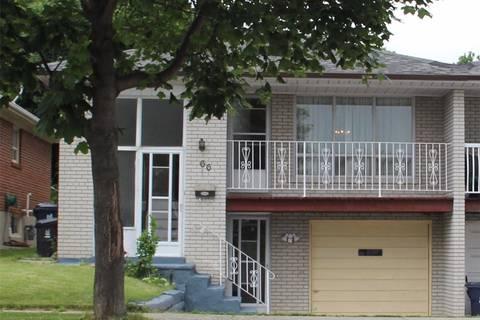 Townhouse for sale at 66 Hepscott Terr Toronto Ontario - MLS: E4493940