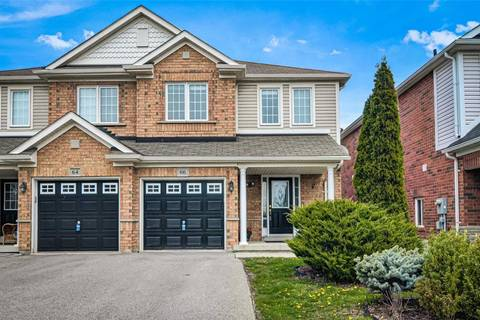 Townhouse for sale at 66 Hornsell Circ Ajax Ontario - MLS: E4452544