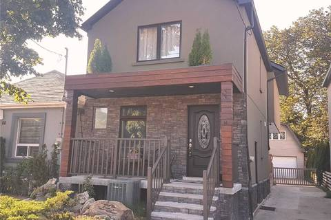 House for sale at 66 Humber Blvd Toronto Ontario - MLS: W4410832