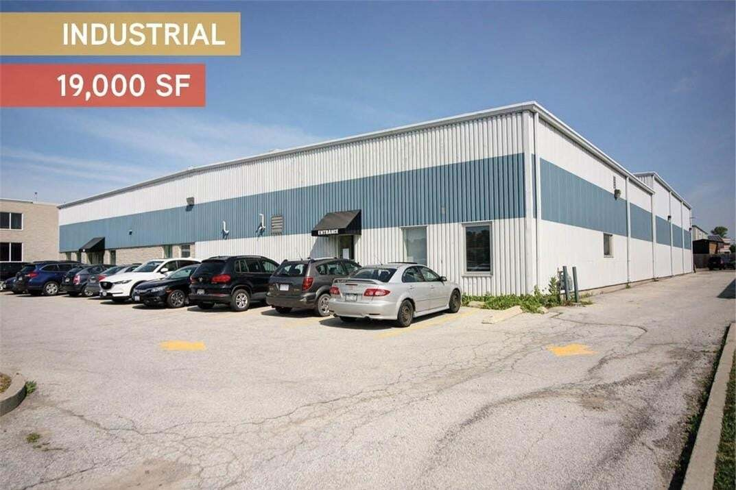 Commercial property for sale at 66 Innovation Dr Flamborough Ontario - MLS: H4090500
