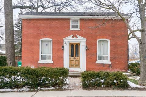 House for sale at 66 John St Brampton Ontario - MLS: W4697553