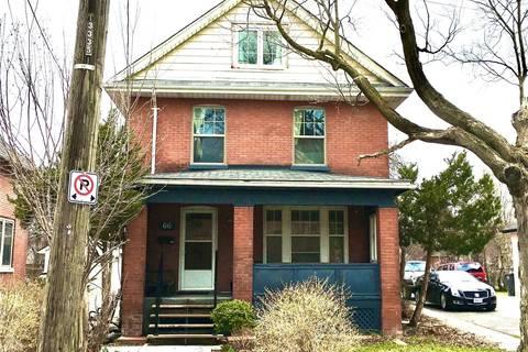Townhouse for sale at 66 Joseph St Brampton Ontario - MLS: W4743220