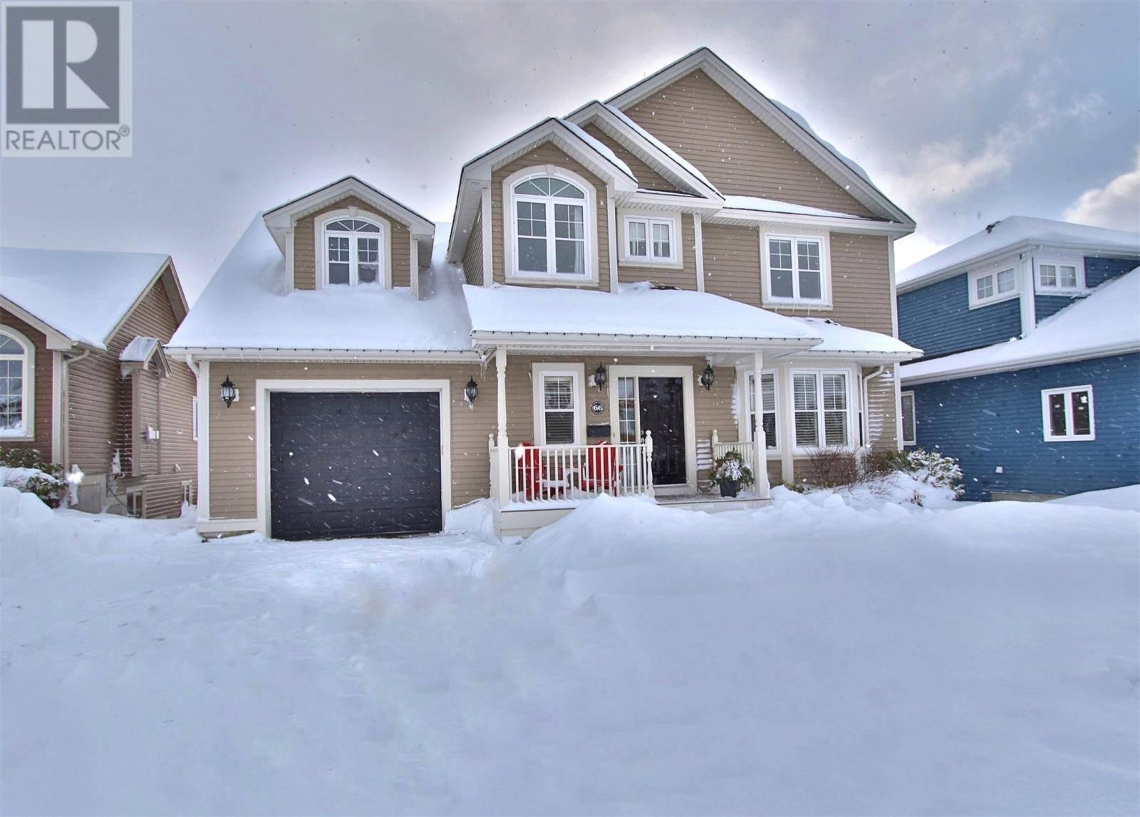 House for sale at 66 Julieann Pl St. John's Newfoundland - MLS: 1209260