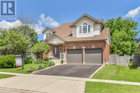 House for sale at 66 Kerwood Dr Cambridge Ontario - MLS: 30744164