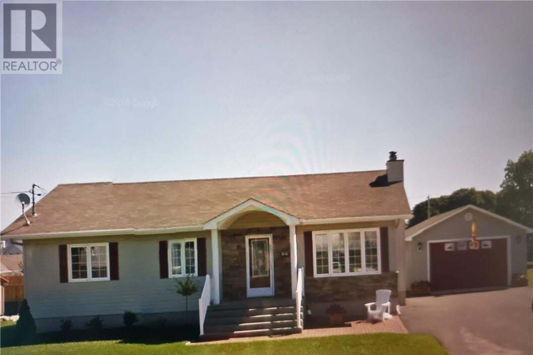 House for sale at 66 La Batture  Shediac New Brunswick - MLS: M128659