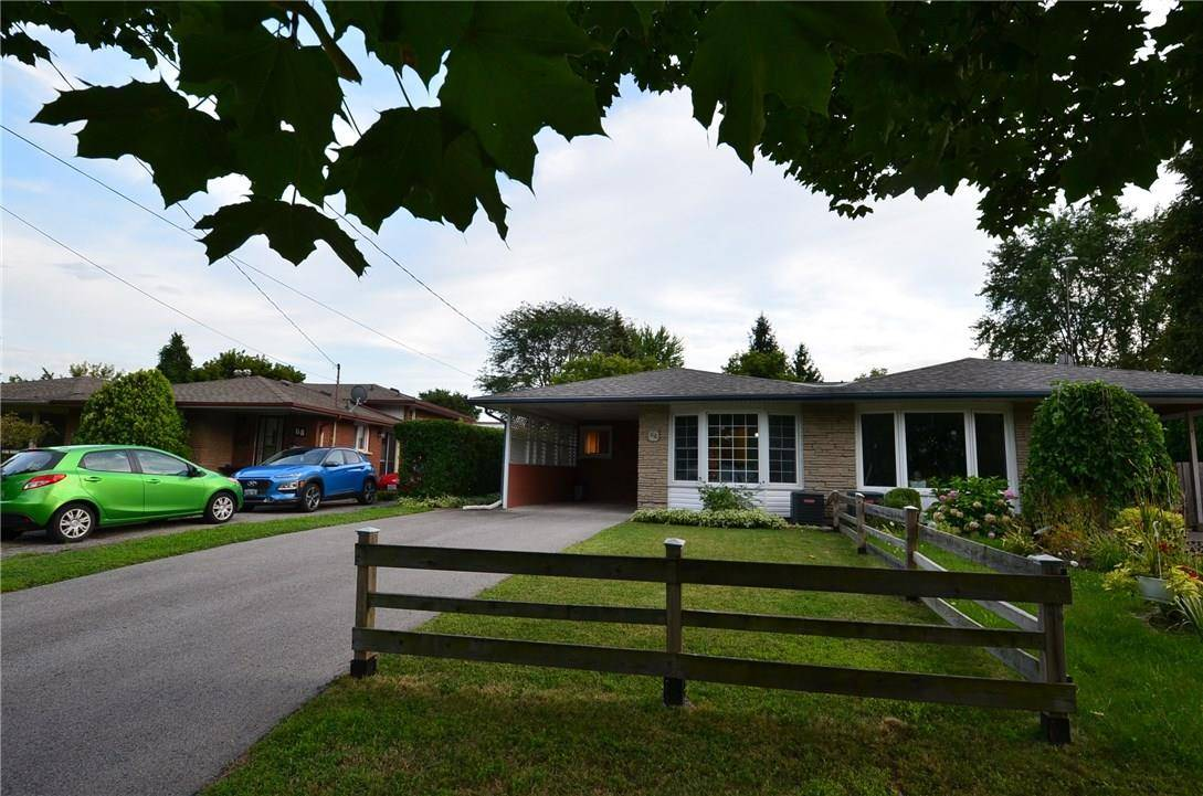 House for sale at 66 Lakehurst Dr St. Catharines Ontario - MLS: H4061643