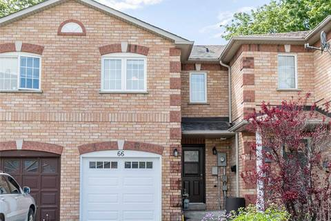 Townhouse for sale at 66 Lancaster Ct Georgina Ontario - MLS: N4490856