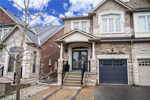 Townhouse for sale at 66 Lauderdale Dr Vaughan Ontario - MLS: N4467850