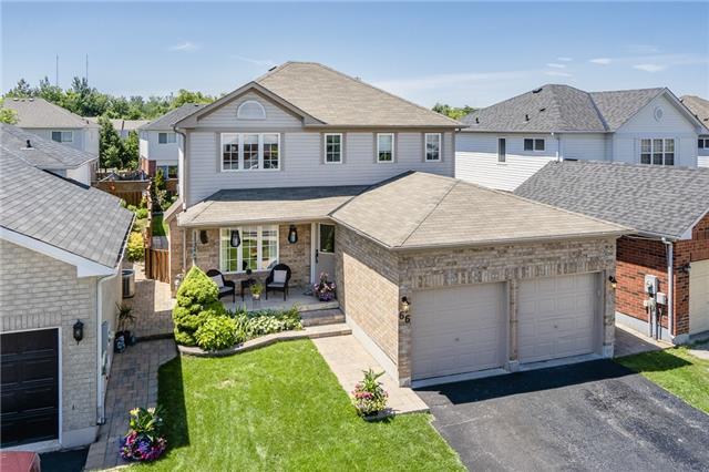Sold: 66 Leggott Avenue, Barrie, ON
