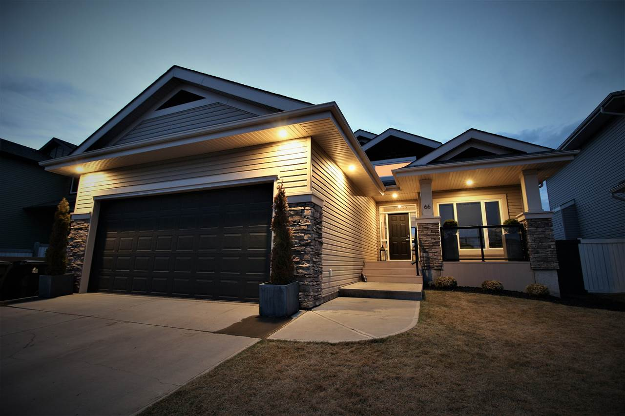 For Sale: 66 Longview Drive, Spruce Grove, AB | 5 Bed, 3 Bath House for $698,900. See 28 photos!