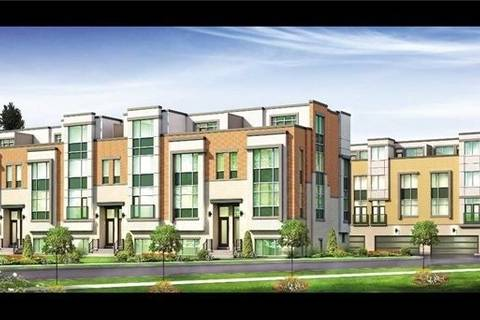 Townhouse for sale at 0 William Saville St Markham Ontario - MLS: N4531324