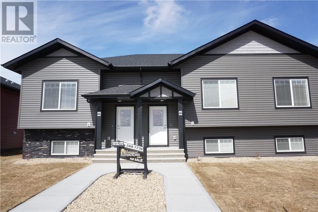 Townhouse for sale at 66 Mackenzie Ranch Wy Lacombe Alberta - MLS: ca0192455
