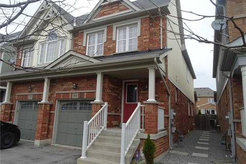 Townhouse for sale at 66 Meadowhawk Tr Bradford West Gwillimbury Ontario - MLS: N4455290