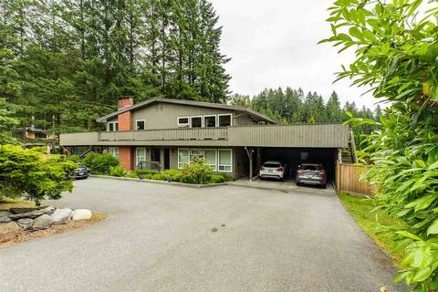 Townhouse for sale at 66 Morven Dr West Vancouver British Columbia - MLS: R2393828