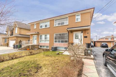 Townhouse for rent at 66 Mulholland Ave Toronto Ontario - MLS: W4722397