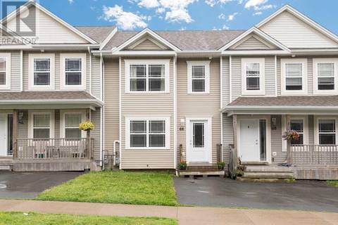 Townhouse for sale at 66 Nadia Dr Dartmouth Nova Scotia - MLS: 201915906