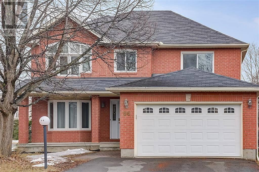 House for sale at 66 Newborough Cres Ottawa Ontario - MLS: 1187574