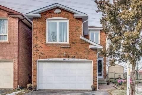 House for sale at 66 Oakmount Cres Vaughan Ontario - MLS: N4395831