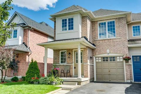 Townhouse for sale at 66 Odessa Cres Whitby Ontario - MLS: E4555407