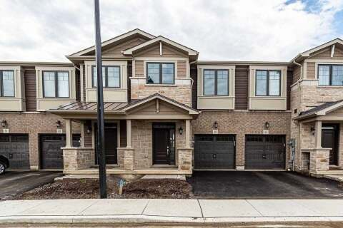 Townhouse for sale at 66 Pelican Ln Hamilton Ontario - MLS: X4800872