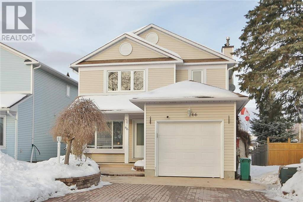 House for sale at 66 Pickwick Dr Ottawa Ontario - MLS: 1182143
