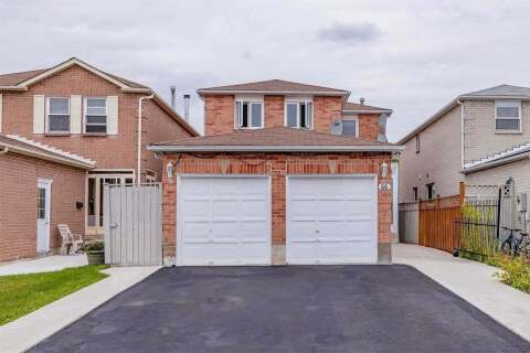 House for sale at 66 Redpoll Ct Brampton Ontario - MLS: W4917223