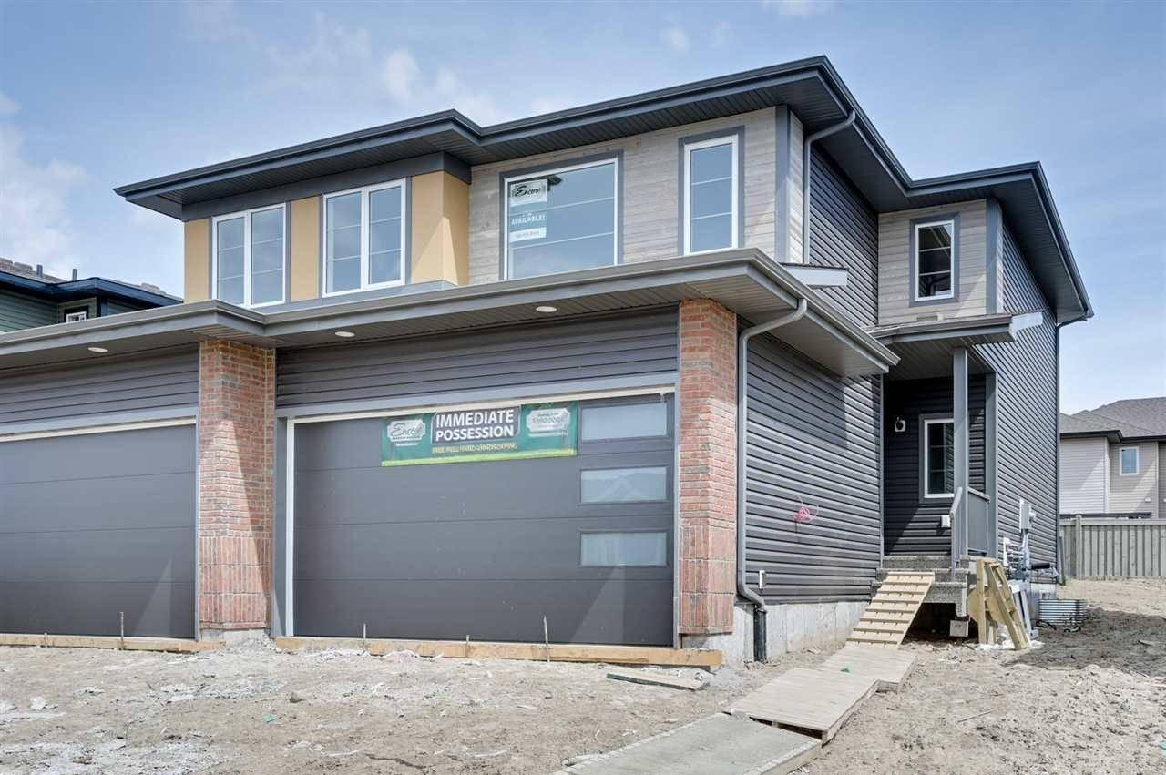 Townhouse for sale at 66 Roberge Cs St. Albert Alberta - MLS: E4192047
