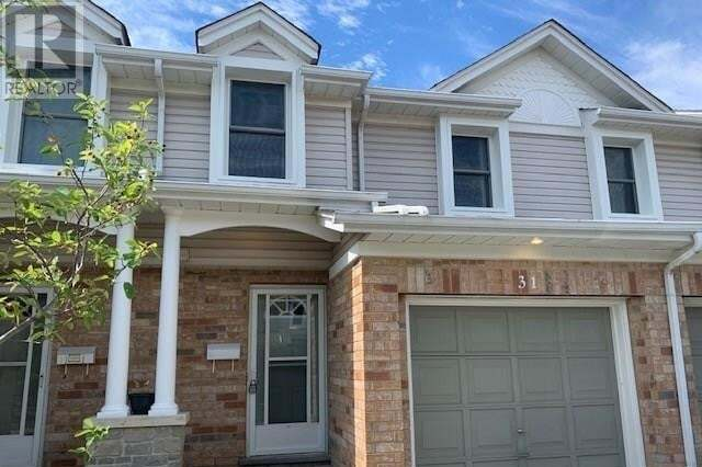 Townhouse for sale at 66 Rodgers Rd Guelph Ontario - MLS: 30821634