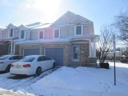 Townhouse for sale at 66 Rodgers Rd Guelph Ontario - MLS: H4072187