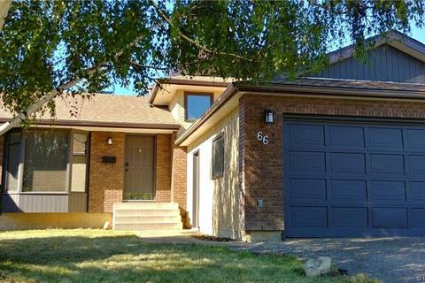 House for sale at 66 Sherwood Blvd W Lethbridge Alberta - MLS: LD0177757