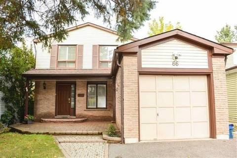 House for sale at 66 Springhead Gdns Richmond Hill Ontario - MLS: N4706911