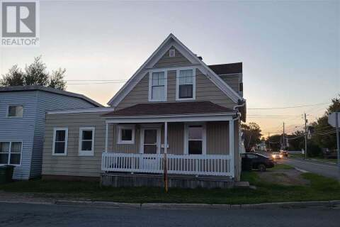 Townhouse for sale at  Stanley St North Sydney Nova Scotia - MLS: 202019929