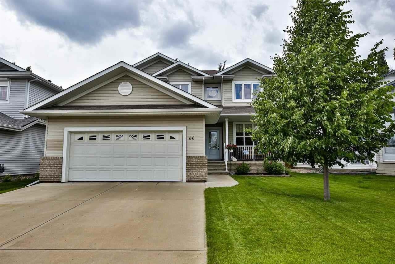House for sale at 66 Sunflower Ln Sherwood Park Alberta - MLS: E4205848