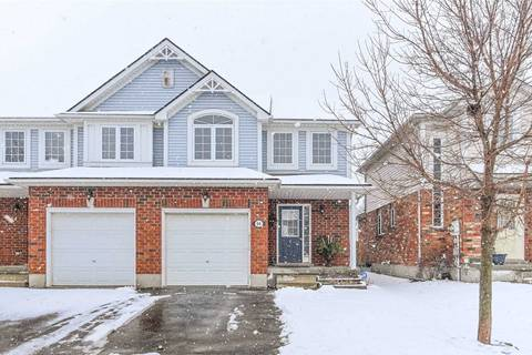 Townhouse for sale at 66 Swift Cres Guelph Ontario - MLS: X4730673