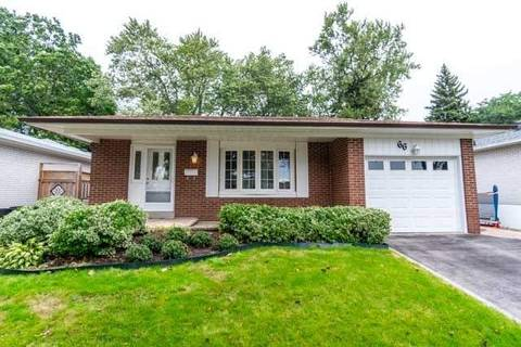 House for sale at 66 Tilley Dr Toronto Ontario - MLS: E4577766