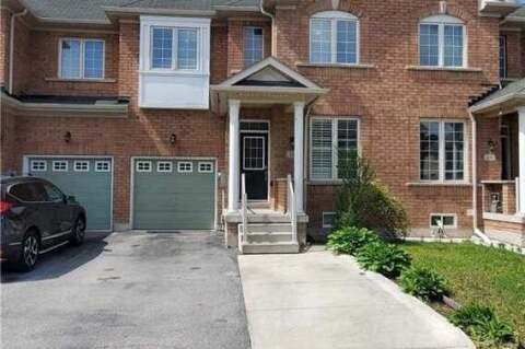 Townhouse for sale at 66 Totten Dr Brampton Ontario - MLS: W4777767