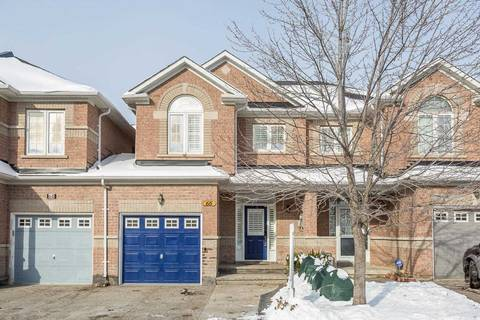 Townhouse for sale at 66 Unionville Cres Brampton Ontario - MLS: W4634127