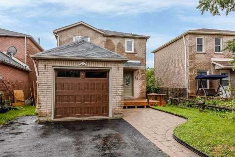 House for sale at 66 Wallace Dr Barrie Ontario - MLS: S4858662