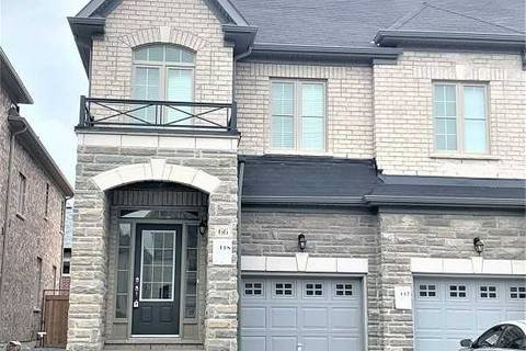 Townhouse for rent at 66 Walter Proctor Rd East Gwillimbury Ontario - MLS: N4580225