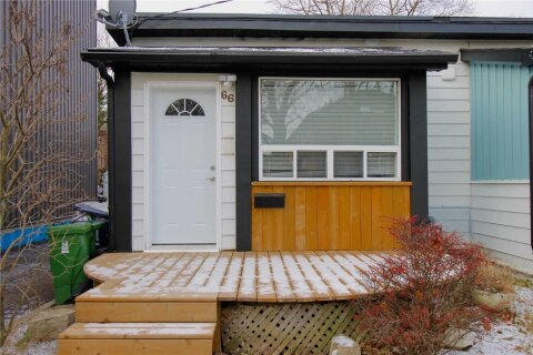 Townhouse for sale at 66 Watson Ave Toronto Ontario - MLS: W4993868
