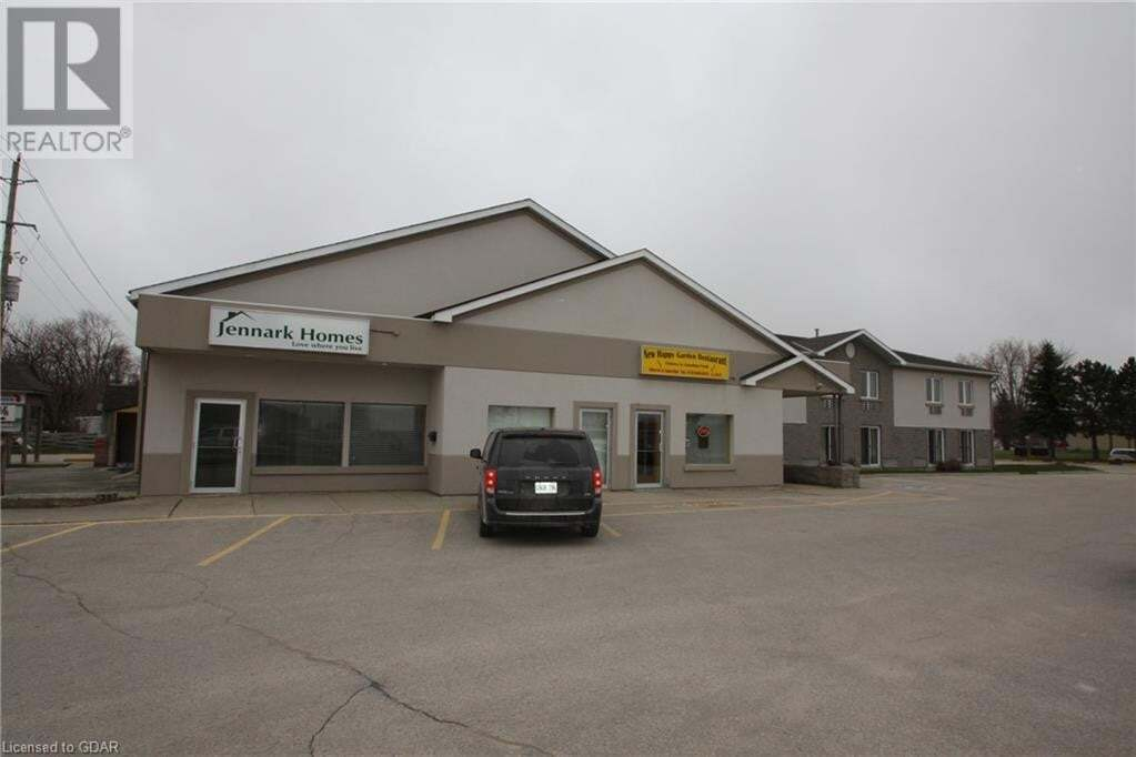 Commercial property for lease at 66 Wellington Rd 7  Elora Ontario - MLS: 40009243